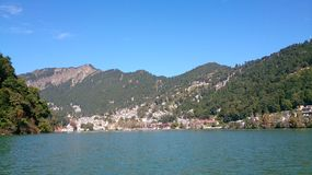 Beautiful nature at nainital Stock Photos