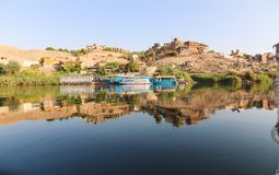 Aswan Egypt stock photo