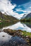 Beautiful Nature Norway. Royalty Free Stock Photo