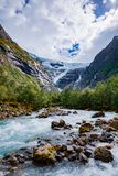 Beautiful Nature Norway. royalty free stock photography