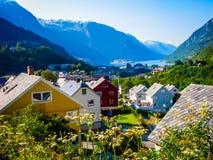 Beautiful nature of Norway Stock Photos