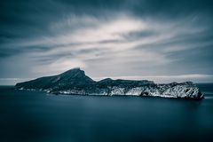 Dragonera Island, Majorca, Balearic Islands, Spain Stock Image