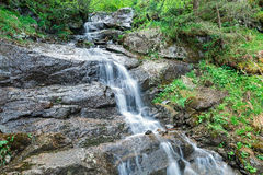 Beautiful nature and streams Stock Photography