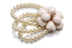 Beautiful necklace Royalty Free Stock Image