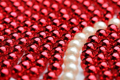 Beautiful necklace Royalty Free Stock Photo