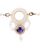 Beautiful Necklace. Royalty Free Stock Image