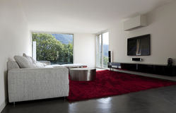 A beautiful new apartment Royalty Free Stock Images