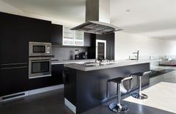 Beautiful new apartment Stock Photography