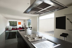 Beautiful new apartment Royalty Free Stock Image