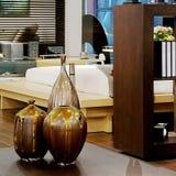 Beautiful new room Royalty Free Stock Photo
