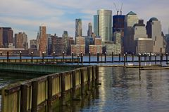 Beautiful New York City Royalty Free Stock Photo