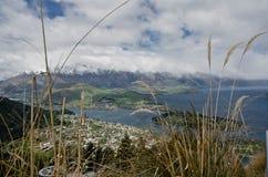 Beautiful New Zealand. Queenstown. Stock Photos