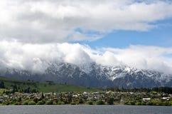 Beautiful New Zealand. Queenstown. Stock Photo