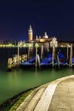 Beautiful night in Venice Royalty Free Stock Photos