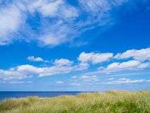 Beautiful north sea Stock Image