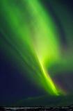 Beautiful Northern light Royalty Free Stock Photography