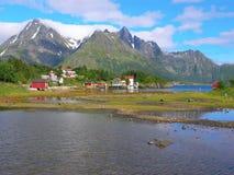 Beautiful Norway nature Royalty Free Stock Photos