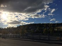 Beautiful Norway Royalty Free Stock Photo