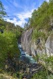 Beautiful Norway scenery Royalty Free Stock Photos