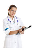 Beautiful nurse Royalty Free Stock Photo