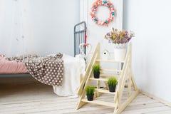 Beautiful nursery. Interior. Stock Photography