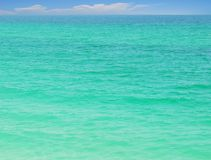 Beautiful Ocean Royalty Free Stock Image
