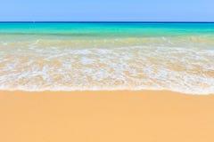 Beautiful ocean beach Royalty Free Stock Image