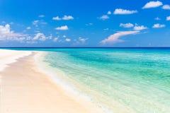 Beautiful ocean beach Stock Image