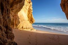 Beautiful ocean landscape, the coast of the Atlantic Ocean, Port stock images