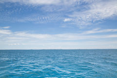 Beautiful ocean water. Stock Photos