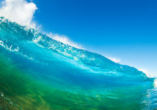 Beautiful ocean Wave Royalty Free Stock Images