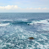 Beautiful ocean waves Royalty Free Stock Photos