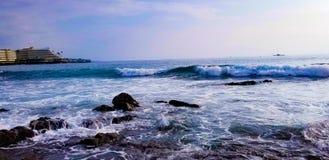 Beautiful Oceanview royalty free stock photo