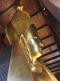 The beautiful old architecture of Wat Pho.Thailand Royalty Free Stock Photos