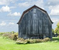 Beautiful old barn Stock Photo
