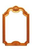 Baroque frame Stock Image