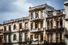 A beautiful old building Royalty Free Stock Photo