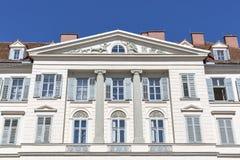 Beautiful old building on Freiheitsplatz in Graz, Austria Stock Image