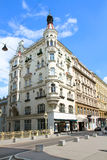 Beautiful old  building  in Vienna Royalty Free Stock Photos