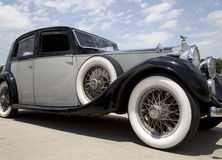 Beautiful old  car Royalty Free Stock Image