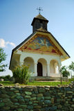 Beautiful old church from Romania. Old traditional orthodox church with authentic style Stock Photos