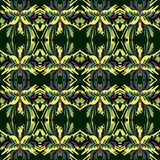 Beautiful old color seamless pattern. Vector eps 10 vector illustration