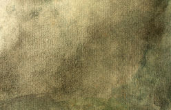 Beautiful old dark grunge background. Abstract grunge watercolor painted background Stock Photography