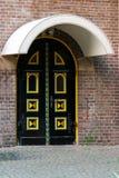 Beautiful old door Royalty Free Stock Photos