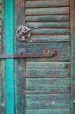 Beautiful old door Stock Image
