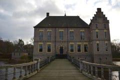Dutch castle Vorden stock images