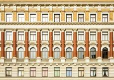 Old facade Stock Photos
