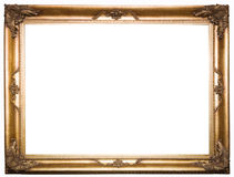 Beautiful old frame. Royalty Free Stock Photography