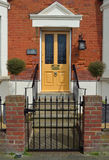 Beautiful old front door Royalty Free Stock Images
