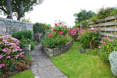 Beautiful, old, garden Royalty Free Stock Photo
